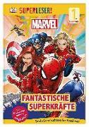 Cover-Bild zu SUPERLESER! MARVEL Fantastische Superkräfte