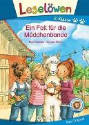 Cover-Bild zu Leselöwen 2. Klasse - Ein Fall für die Mädchenbande