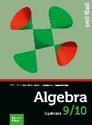 Cover-Bild zu Stocker, Hansjürg: Algebra 9/10. Ergebnisse Inkl. E-Book
