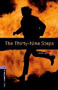 Cover-Bild zu Oxford Bookworms Library: Level 4:: The Thirty-Nine Steps