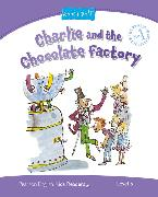 Cover-Bild zu Penguin Kids 5 Charlie and the Chocolate Factory (Dahl) Reader