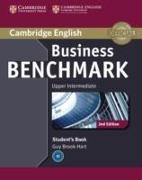 Cover-Bild zu Business Benchmark Upper Intermediate Business Vantage Student's Book