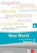 Cover-Bild zu New World 4. Grammar and Vocabulary, Booster 4E