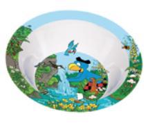 Cover-Bild zu Melamin Schale Globi am Wasser