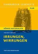 Cover-Bild zu Irrungen, Wirrungen von Fontane, Theodor