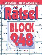 Cover-Bild zu Rätselblock 248