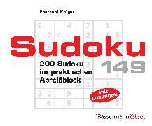 Cover-Bild zu Sudoku Block 149