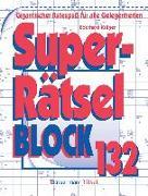 Cover-Bild zu Superrätselblock 132