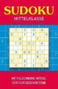 Cover-Bild zu Sudoku Mittelklasse