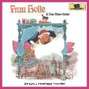 Cover-Bild zu eBook Gebrüder Grimm: Frau Holle / Die Sterntaler