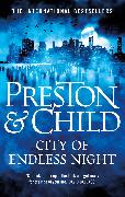 Cover-Bild zu City of Endless Night (eBook) von Preston, Douglas