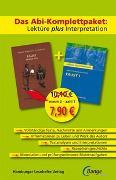 Cover-Bild zu Faust I - Das Abi-Komplettpaket: Lektüre plus Interpretation von Goethe, Johann Wolfgang von