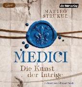 Cover-Bild zu Medici. Die Kunst der Intrige von Strukul, Matteo