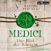 Cover-Bild zu Medici. Das Blut der Königin (Audio Download) von Strukul, Matteo