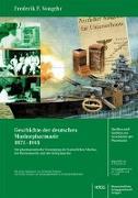 Cover-Bild zu Vongehr, Frederik: Geschichte der deutschen Marinepharmazie 1871-1945