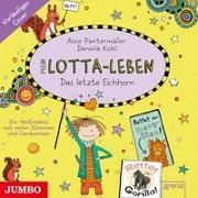 Cover-Bild zu Pantermüller, Alice: Mein Lotta-Leben. Das letzte Eichhorn [16]