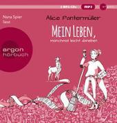 Cover-Bild zu Pantermüller, Alice: Mein Leben, manchmal leicht daneben