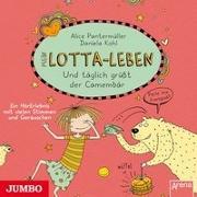 Cover-Bild zu Pantermüller, Alice: Mein Lotta-Leben 07. Und täglich grüßt der Camembär