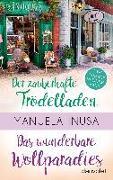 Cover-Bild zu Valerie Lane - Der zauberhafte Trödelladen / Das wunderbare Wollparadies von Inusa, Manuela