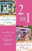 Cover-Bild zu Valerie Lane - Der kleine Teeladen zum Glück / Die Chocolaterie der Träume (eBook) von Inusa, Manuela