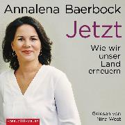 Cover-Bild zu Jetzt (Audio Download) von Baerbock, Annalena