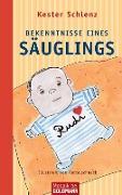 Cover-Bild zu Bekenntnisse eines Säuglings (eBook) von Schlenz, Kester