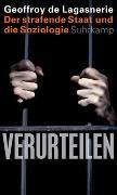Cover-Bild zu Verurteilen von Lagasnerie, Geoffroy de