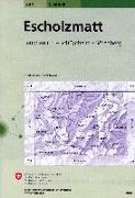 Cover-Bild zu Escholzmatt. 1:50'000