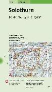Cover-Bild zu Solothurn. 1:50'000