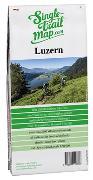 Cover-Bild zu Singletrail Map 011 Luzern. 1:50'000 von Giger, Thomas