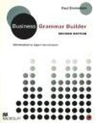 Cover-Bild zu Emmerson, Paul: Business Gram Builder Student's Book Pack New Edition