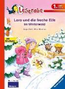 Cover-Bild zu Lara und die freche Elfe im Winterwald von Kiel, Anja