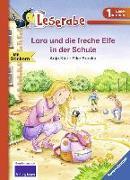 Cover-Bild zu Lara und die freche Elfe in der Schule von Kiel, Anja
