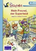 Cover-Bild zu Mein Freund, der Superheld von Kiel, Anja
