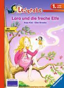 Cover-Bild zu Lara und die freche Elfe von Kiel, Anja