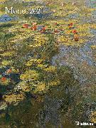 Cover-Bild zu Monet, Claude: Monet 2021 - Kunst-Kalender - Poster-Kalender - 48x64