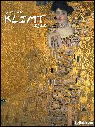 Cover-Bild zu Klimt, Gustav: Gustav Klimt 2022 - Kunst-Kalender - Poster-Kalender - 48x64