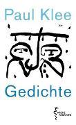Cover-Bild zu Klee, Paul: Gedichte