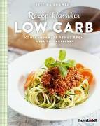 Cover-Bild zu Rezeptklassiker Low Carb (eBook) von Snowdon, Bettina
