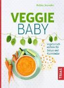 Cover-Bild zu Veggie-Baby (eBook) von Snowdon, Bettina