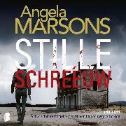 Cover-Bild zu Stille schreeuw (Audio Download) von Marsons, Angela