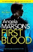 Cover-Bild zu First Blood (eBook) von Marsons, Angela