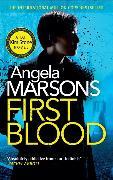 Cover-Bild zu First Blood von Marsons, Angela