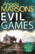 Cover-Bild zu Evil Games von Marsons, Angela