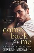 Cover-Bild zu Come Back For Me von Michaels, Corinne