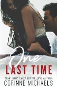 Cover-Bild zu One Last Time von Michaels, Corinne