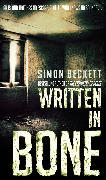 Cover-Bild zu Beckett, Simon: Written In Bone (eBook)