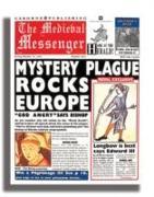 Cover-Bild zu Dowswell, Paul: Newspaper Histories The Medieval Messenger