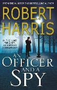 Cover-Bild zu An Officer and a Spy von Harris, Robert