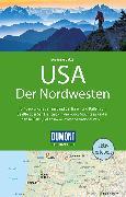 Cover-Bild zu Satzer, Susanne: DuMont Reise-Handbuch Reiseführer USA, Der Nordwesten. 1:1'500'000